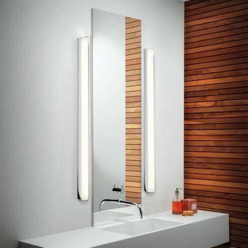 Punto luce specchio bagno good faretto led per specchio bagno luce led w resa w lampada - Punto luce specchio bagno ...