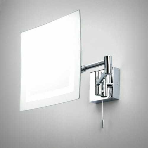 Lampada specchio bagno, tutti più belli con la luce giusta.