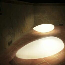 stone big esterno luce per giardino