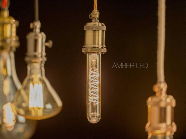Lampadine led filamento Ambrate tuttoluce cesena