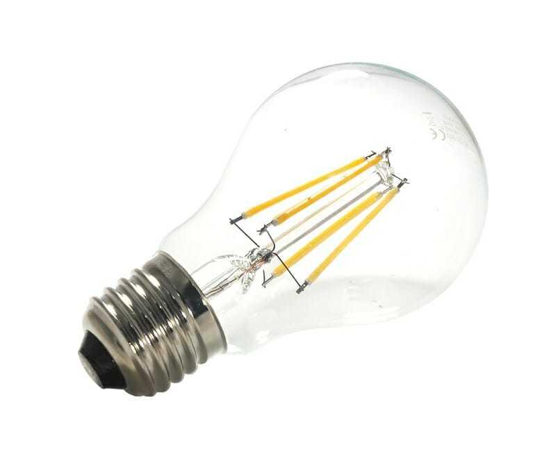 Lampadina led filamento 4 watt la lampadina un po 39 per for Costo lampadine led