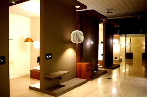 Nuovo showroom illuminazione cesena