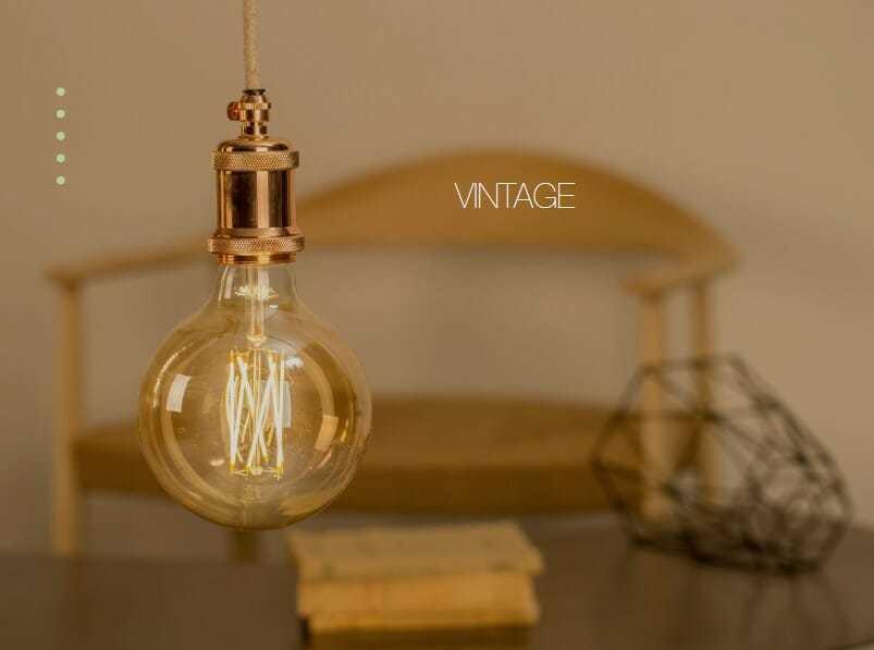 Amarcords illuminazione lampade e lampadine vintage per arredare
