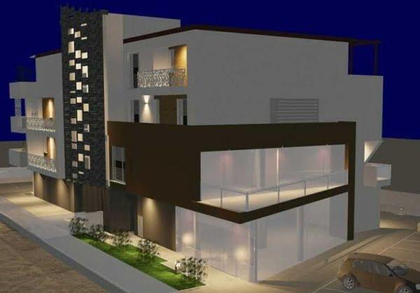 architetto software per illuminazione rendering