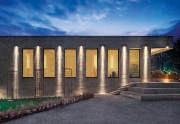 simes illuminazione per architettura illuminotecnica